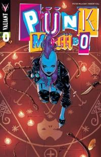 PUNK MAMBO #0 Cover