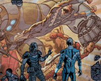 Real Heroes #4 Review