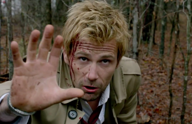 Can Constantine conjure something to save the show?