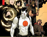 ADVANCE REVIEW! The Valiant #1