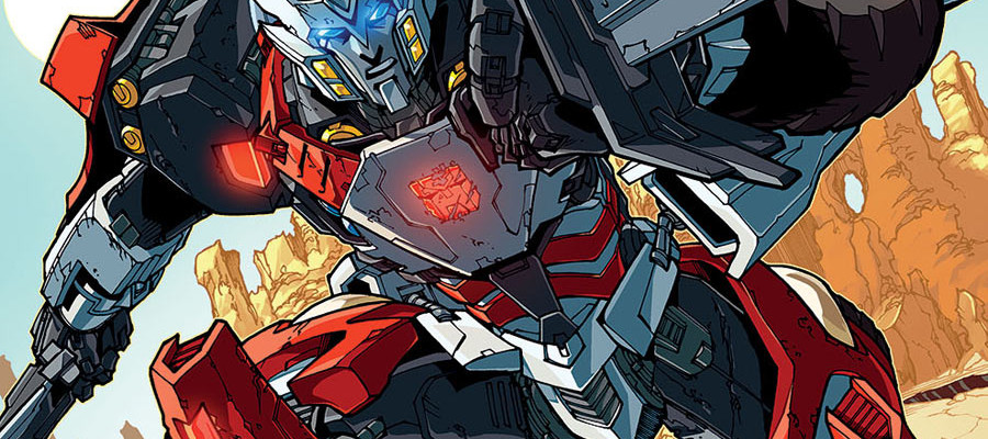 Transformers_Drift_Empire of Stone_1_cover A