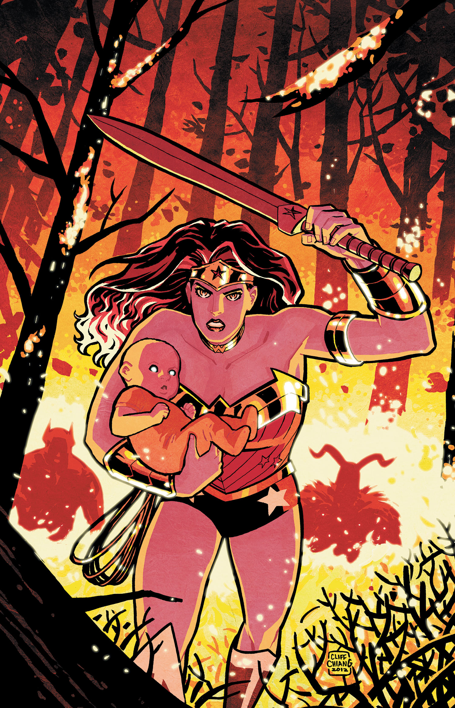 Wonder Woman 20_Preview Cover