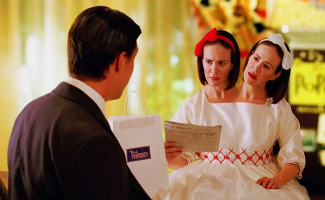 "AMERICAN HORROR STORY: FREAK SHOW ""Bullseye"" Review"