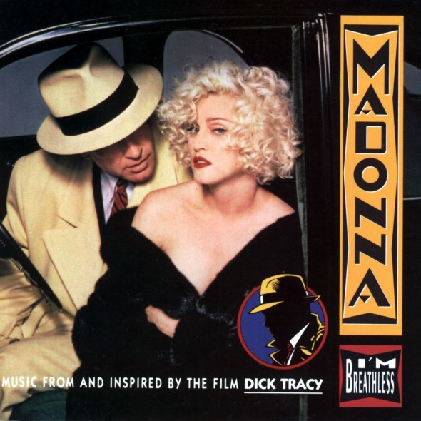 madonna dick tracy