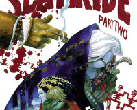Grindhouse: Drive-In, Bleed-Out #2: Review