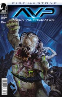 Alien vs. Preadtor Fire and Stone #3