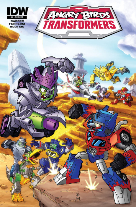 Angry Birds_Transformers_2_Cover B