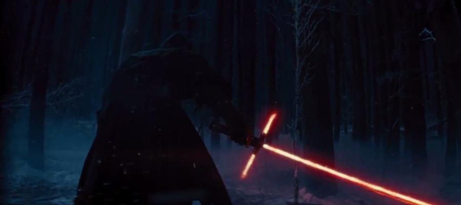 Kylo Ren lightsaber The Force Awakens