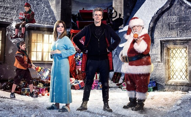 "DOCTOR WHO ""Last Christmas"" Review"