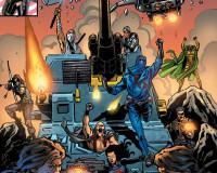 G.I. Joe: A Real American Hero #209 Review