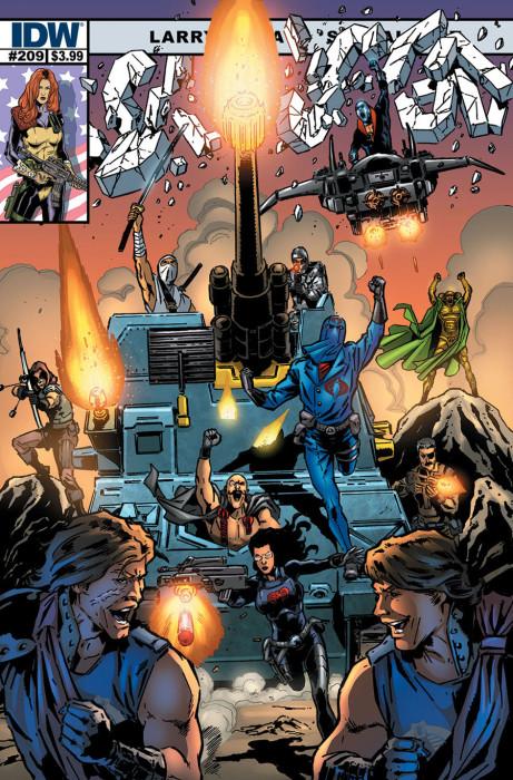 G.I Joe_A Real American Hero_209 cover