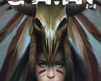Grimm Fairy Tales presents Dark Shaman #3 Review