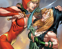 Grimm Fairy Tales presents Robyn Hood #5 Review