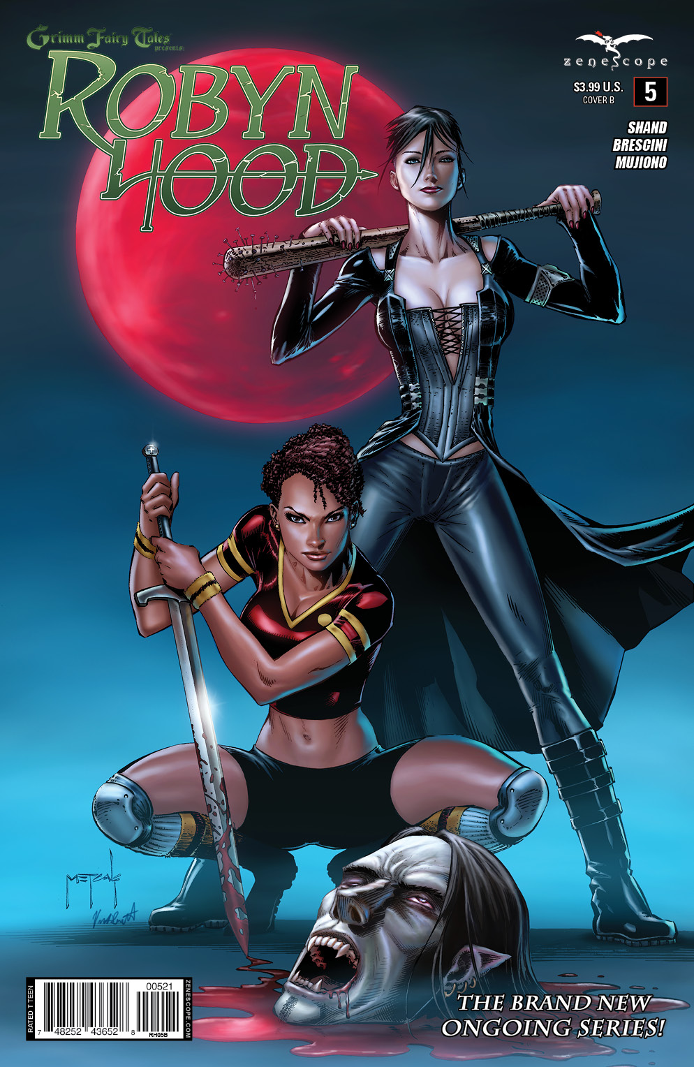 GFT Robyn Hood 5_Variant Cover