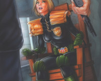 Judge Dredd: Anderson, PSI-Division #4 Review
