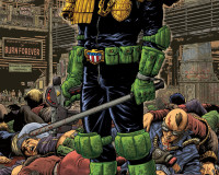 Judge Dredd #26 Review