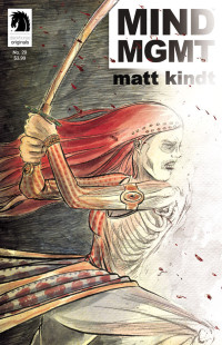 Mind MGMT 29 Cover