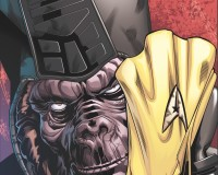 STAR TREK/PLANET OF THE APES: THE PRIMATE DIRECTIVE #1 Review