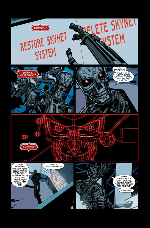 Terminator Salvation-The Final Battle 12_Preview Page