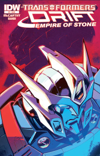 Transformers_Drift_Empire of Stone_2_cover A