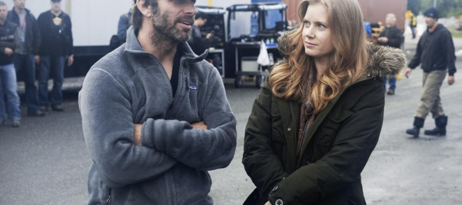 zack-snyder-and-amy-adams-on-set