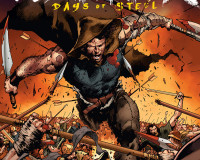 Eternal Warrior: Days Of Steel #3 Review