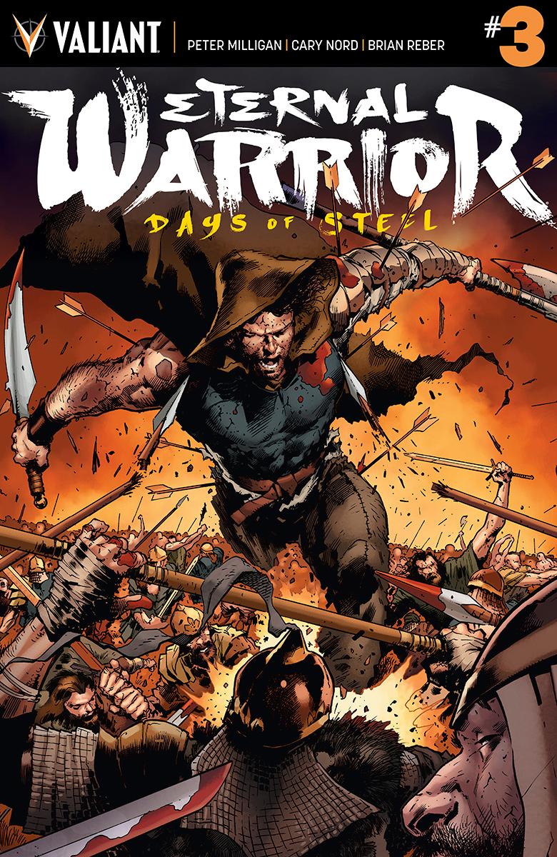 Eternal Warrior: Days of Steel #3