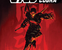 G.I JOE: SNAKE EYES: AGENT OF COBRA #1 Review