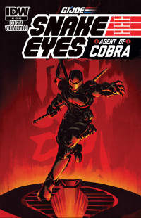 G.I Joe_Snake Eyes_Agent of Cobra_1_Cover