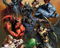 Grimm Fairy Tales presents Realm War #6 Review