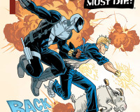 QUANTUM AND WOODY: MUST DIE! #1 Review