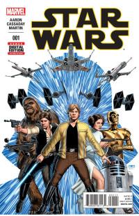 Star Wars #1 John Cassaday
