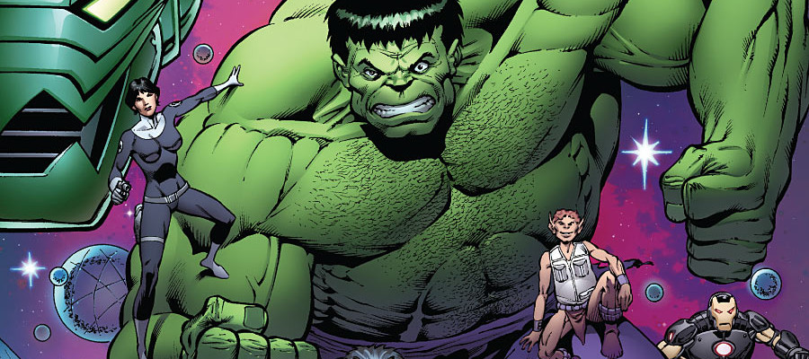 Thanos vs Hulk 2 Starlin Cover