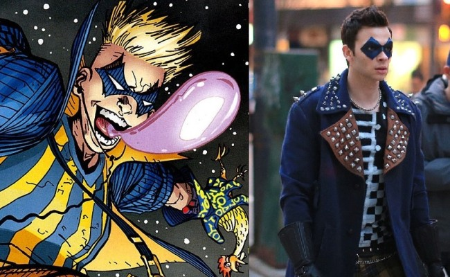 First look at Devon Graye as The Trickster on CW's THE FLASH