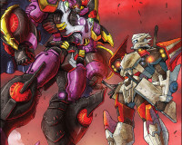 Transformers: Drift: Empire of Stone #3 Review