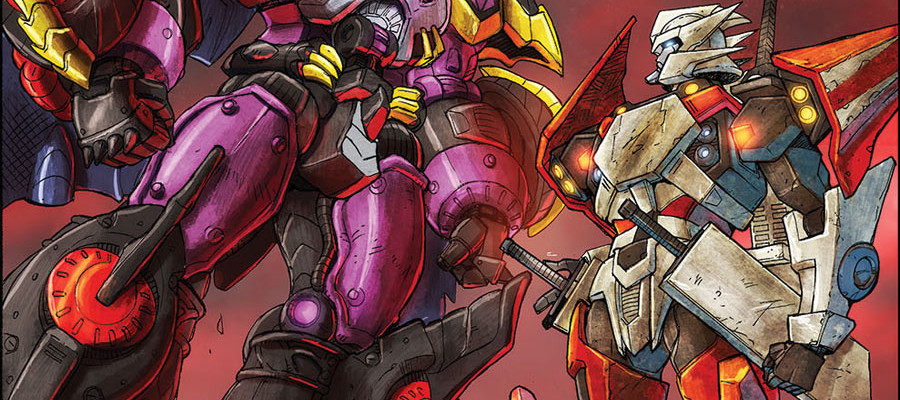 Transformers_Drift_Empire of Stone_3_Cover A