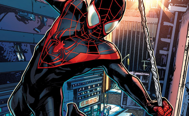 No More ULTIMATE SPIDER-MAN?!