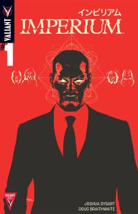 Imperium #1 Cover