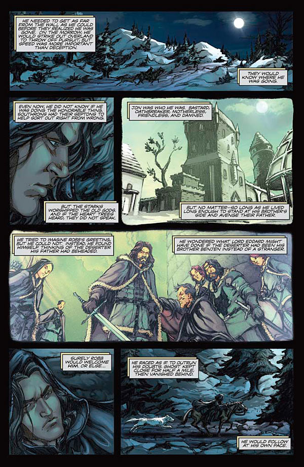 A Game of Thrones #24 preview