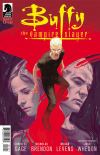 Buffy the Vampire Slayer Season 10 #12