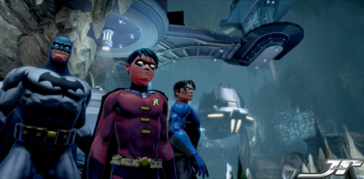 DC Universe in Peril