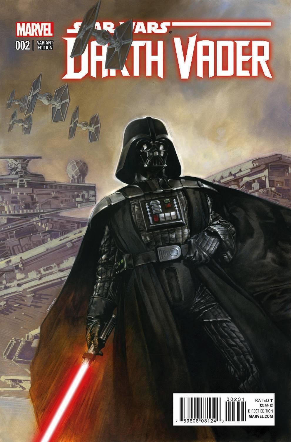 Darth Vader #2 variant