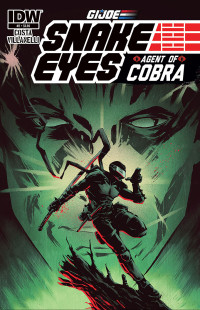 G.I Joe_Snake Eyes_Agent of Cobra_2_Cover