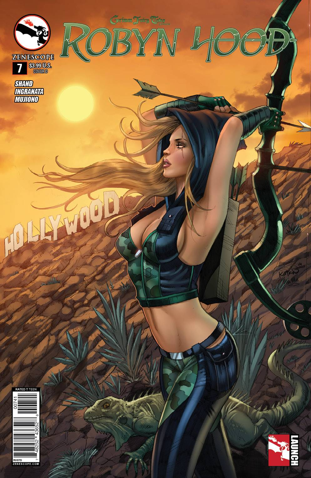 GFT Robyn Hood 7_Variant Cover