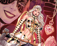 GRIMM FAIRY TALES PRESENTS WHITE QUEEN: AGE OF DARKNESS #1 Review