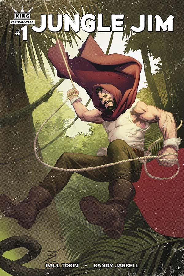 King-Jungle Jim 1_Variant Cover