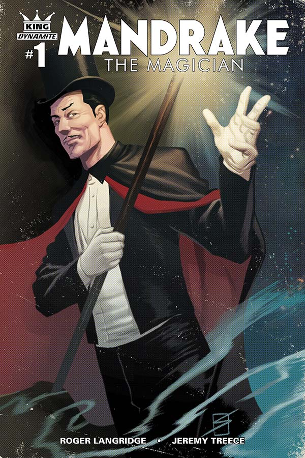 King-Mandrake The Magician 1_Variant Cover