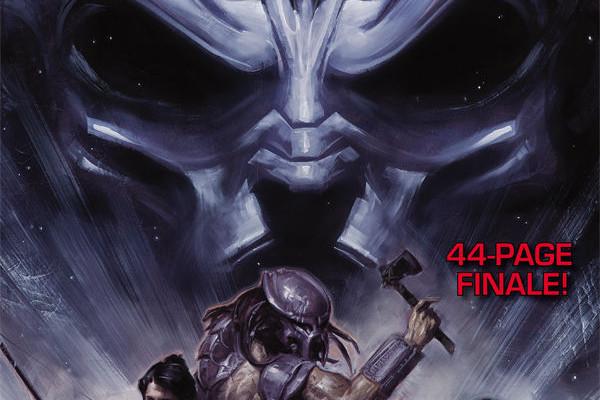 Prometheus Fire and Stone Omega