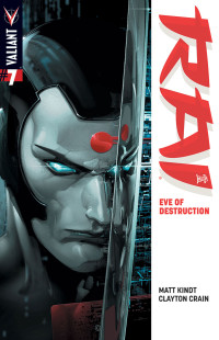 Rai #7 Cover