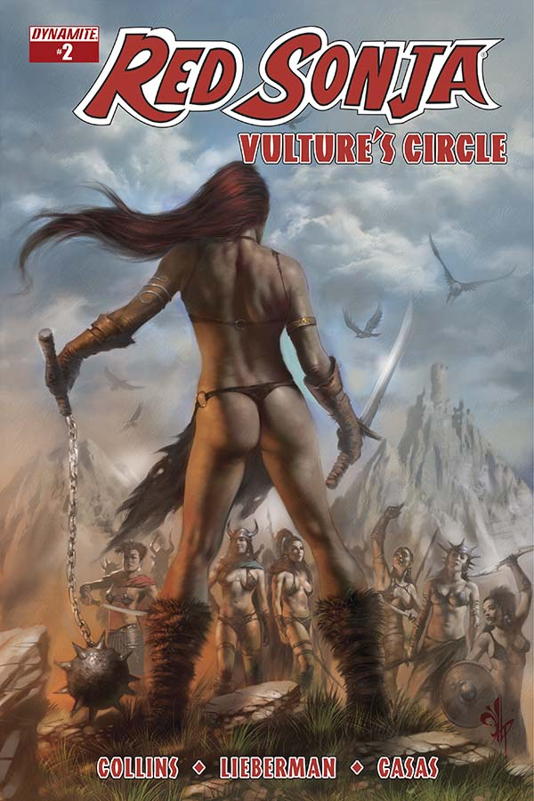 Red Sonja-Vulture's Circle 2_Variant Cover